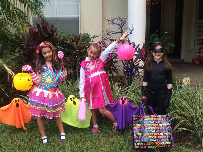 Halloween Trick or Treat Photos