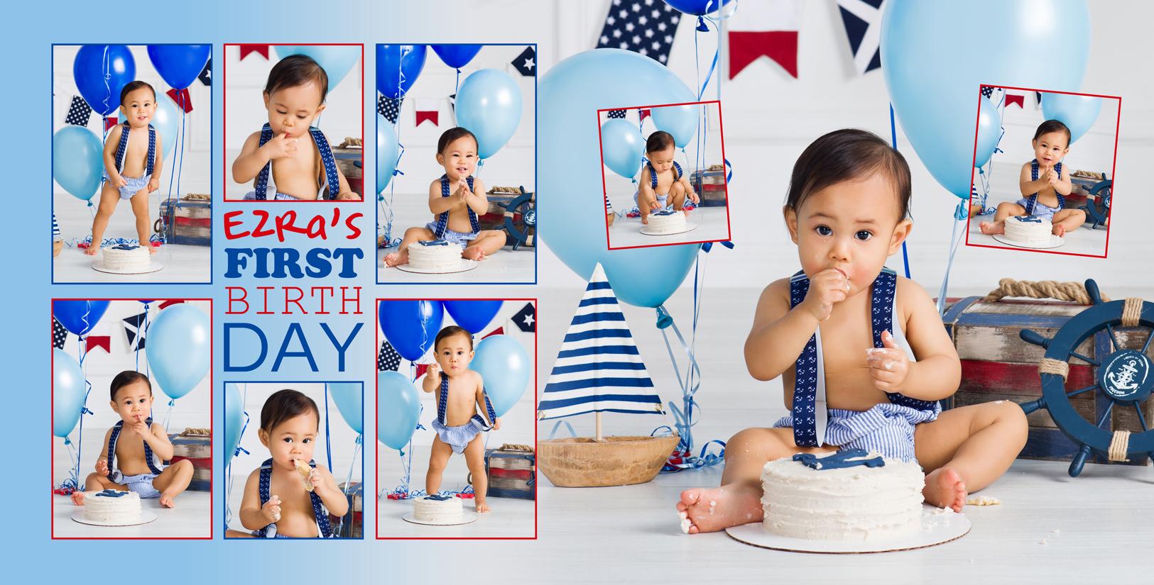 Ezra Babys First Year Album Cloud 9 Studios