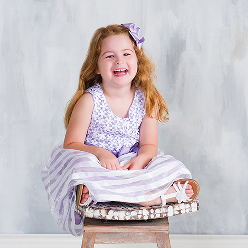 Francesca – 5 Year Old Session